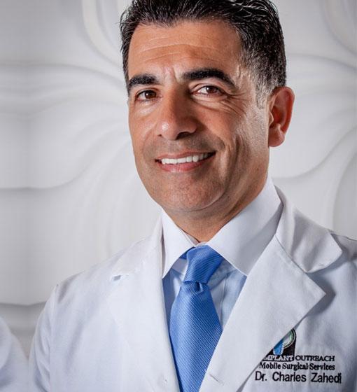 Dr Charles Zahedi - Newport Beach Dental Implant Training